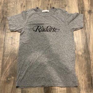 Radarte Heather Grey Tshirt